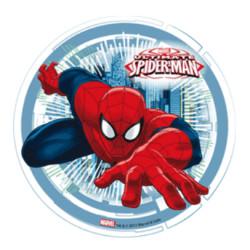 Disque en sucre Spiderman -1