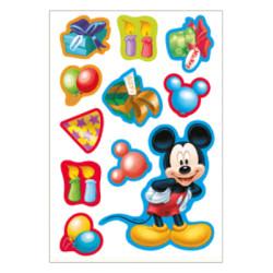 Kit en feuille de sucre Mickey prédécoupé A4