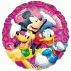 Ballon XL Mongolfière Mickey