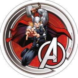 Disque sucre Thor Avengers -3