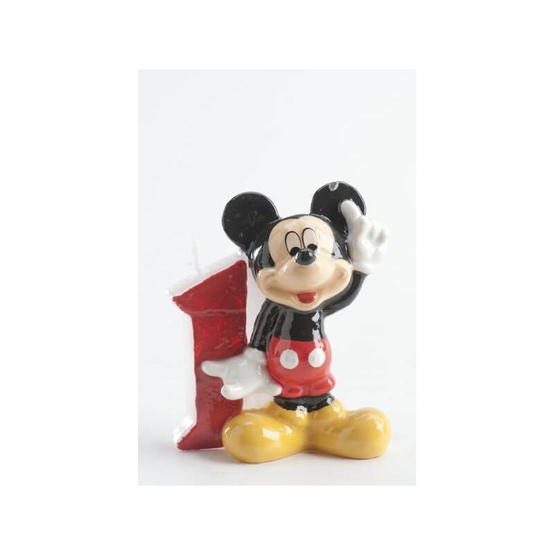 Vela Mickey 1 año