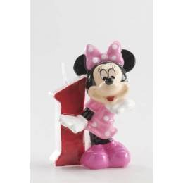 Bougie Minnie 1 an
