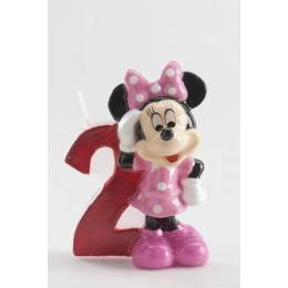 Minnie Candle 2 years old