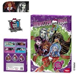 Calendrier de l'avent Monster High DLUO Dépassée