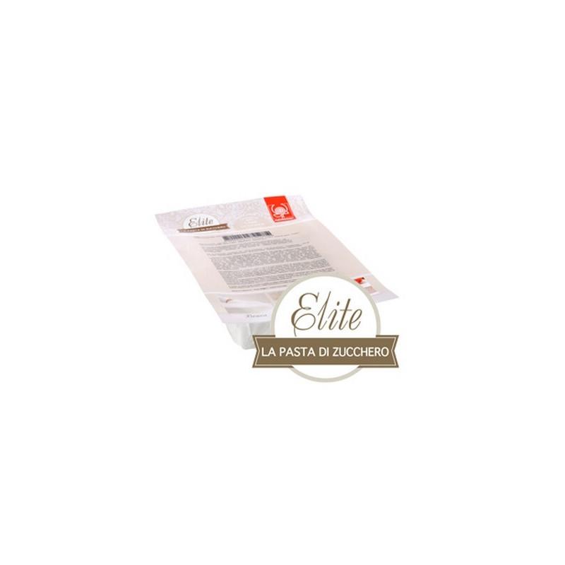 Sugar paste Elite White model 1 kg