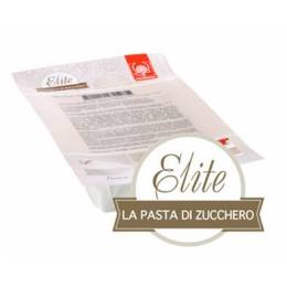 Elite Modecor white 1 kg sugar paste