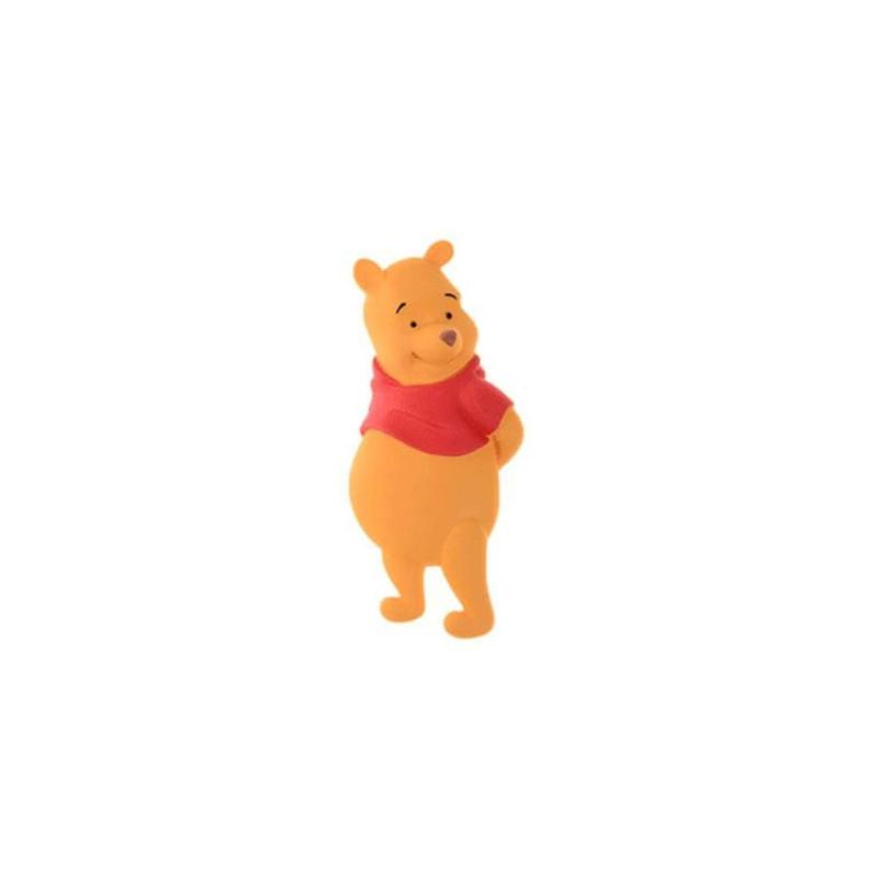 Kit winnie l 39 ourson 2d 4 personnages en sucre cake design - Pochoir winnie l ourson ...