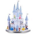 Kit de decoración de pastel para el romántico pastel de castillo de Wilton