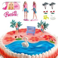 Set décoration Barbie Princesse