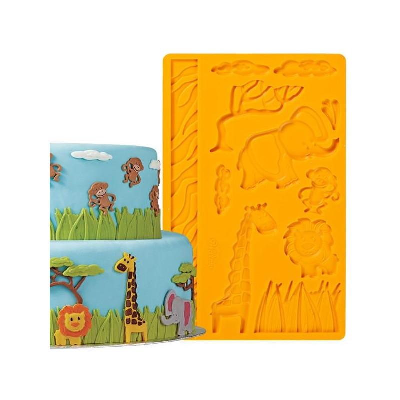 Wilton jungle Mat mold