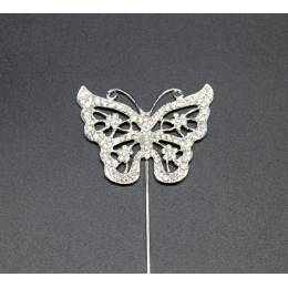 Butterfly rhinestone for cakes