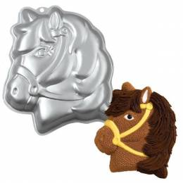 Pony head mold