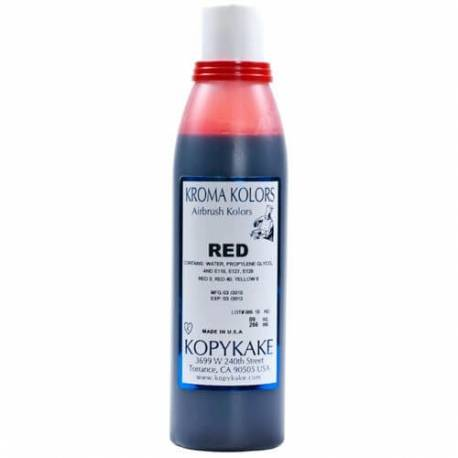 Kroma RED Airbrush Edible Colouring Agent