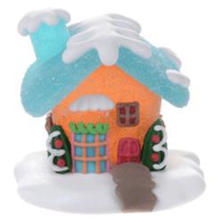 Assortiment Maisons 3D (4 modèles)