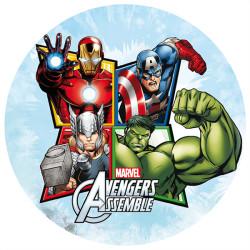 Disque azyme Avengers -2