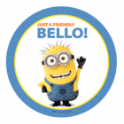Disque Azyme Minion - Bello -