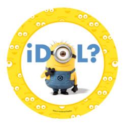 Disque azyme Minion - Idol -