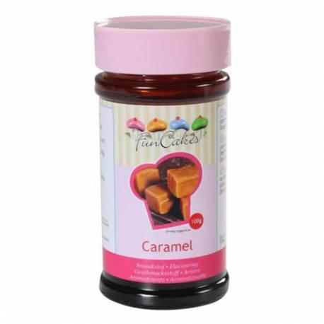 Caramelo Funcakes Sabor - 100g