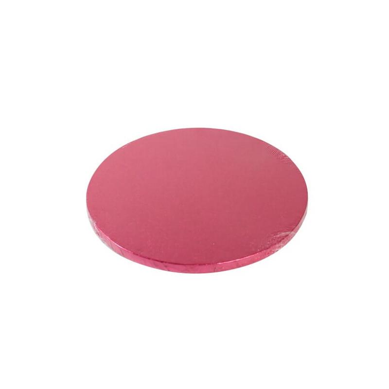 CERISE Base gruesa para pastel redonda 25cm
