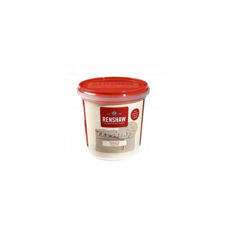 Renshaw Vanilla Creamy Glaze 400gr