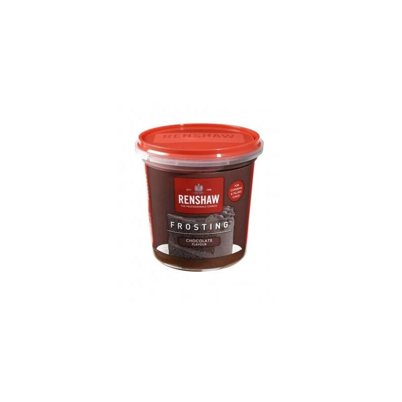 Glaçage crémeux au chocolat Renshaw 400gr