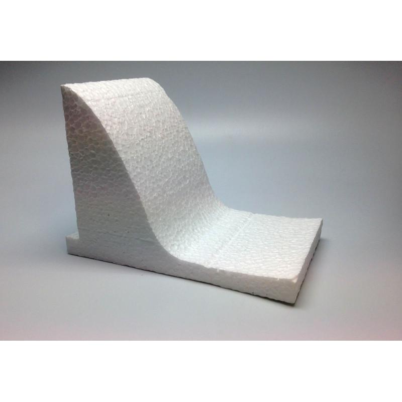 Rampa de secado para tacón de 12 cm