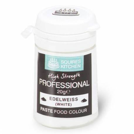 Edelweiss White Paste Colouring