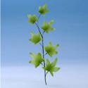 Ivy branch in sugar 22cm