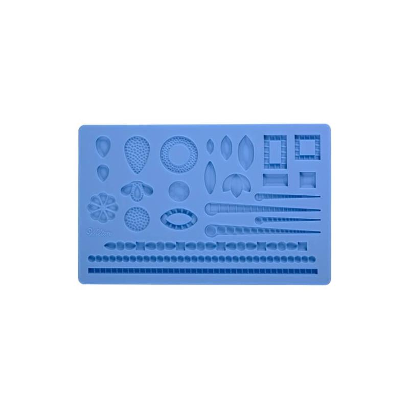 Wilton jewelry Mat mold