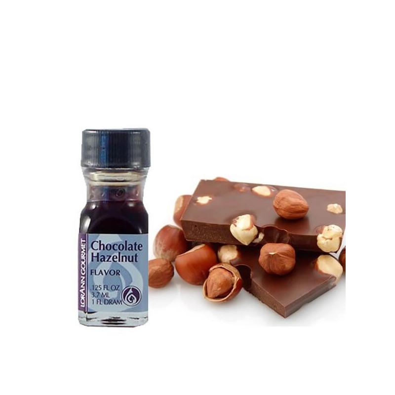 Arôme Chocolat Noisette - concentré 3.7ml