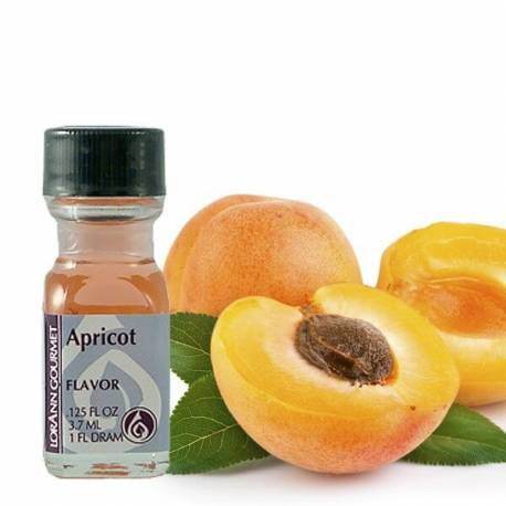 Concentrated Apricot Flavour Aroma 3.7ml