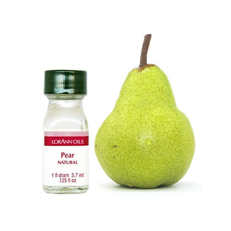 Concentrado concentrado sabor pera 3.7ml