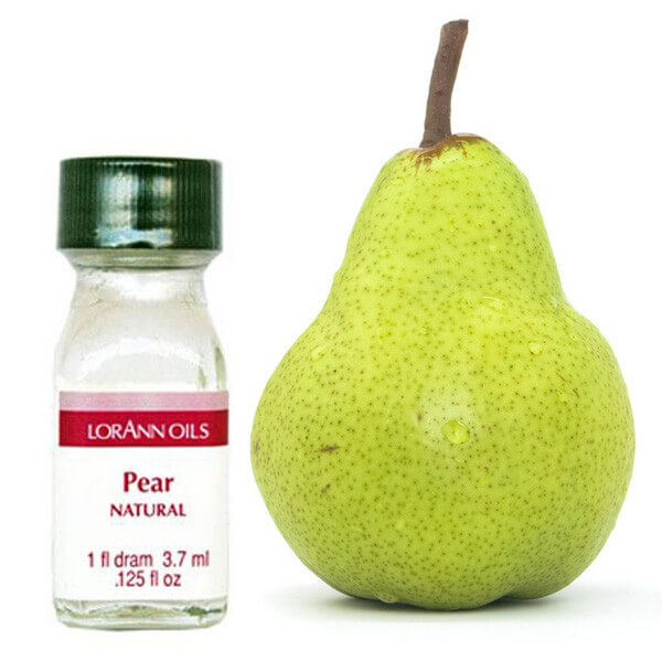 food flavouring pear flavour