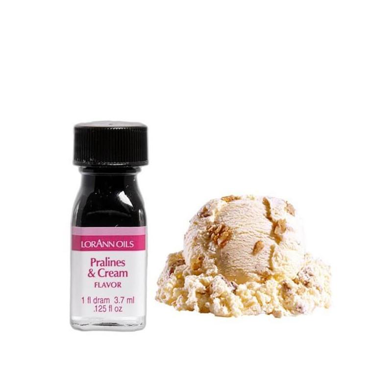Aroma concentrado con sabor PRALINO - 3.7ml