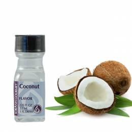 Concentrated aroma coconut 3.7 ml