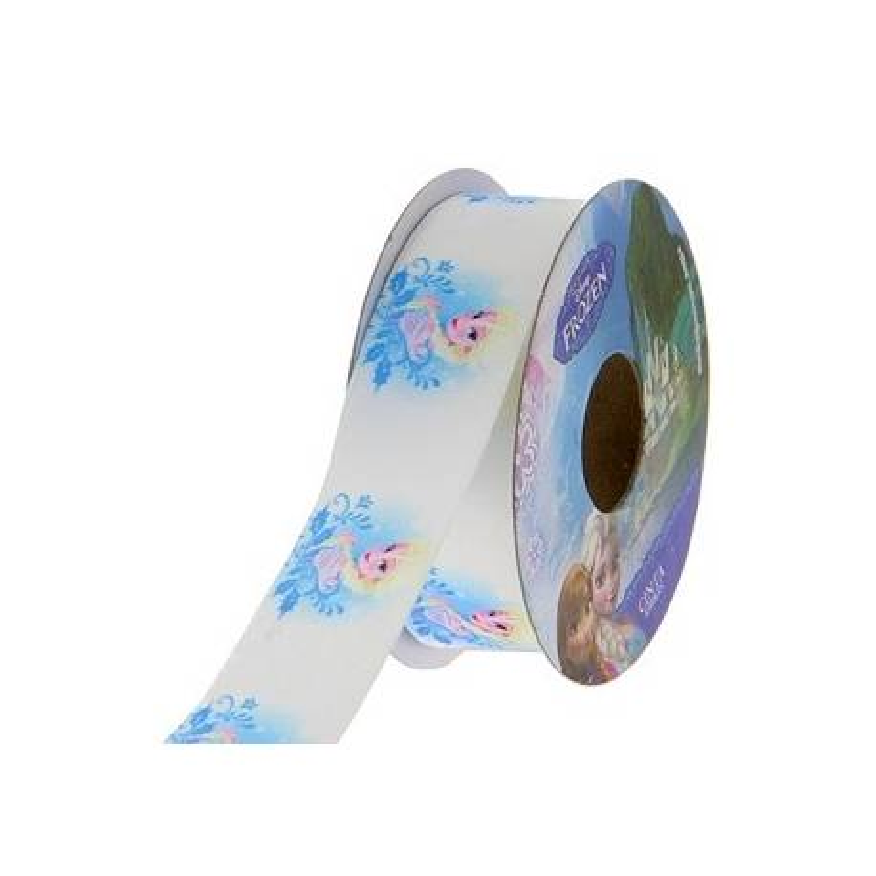 ribbon Elsa frozen 25mm - 1 meter long
