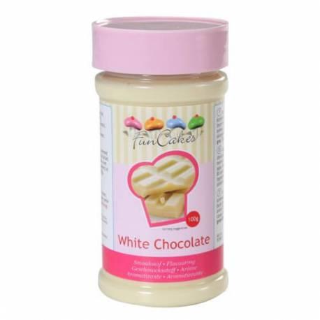 Aromatizante de Chocolate Blanco -100g