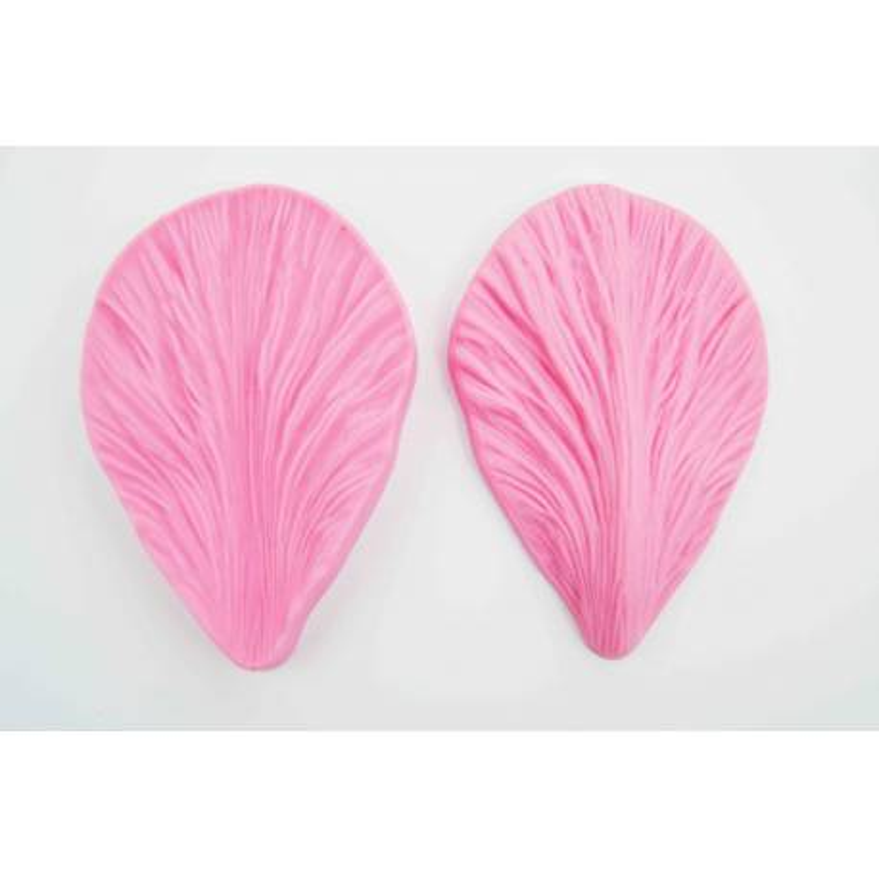 Double veiner for Flower Petals Large model