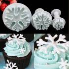 Cutter in piston snowflake (3Pcs)