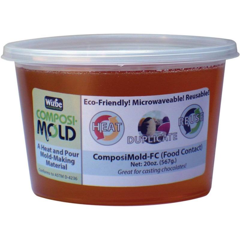 Molde de silicona para hacer usted mismo el molde COMPOSI MOLD