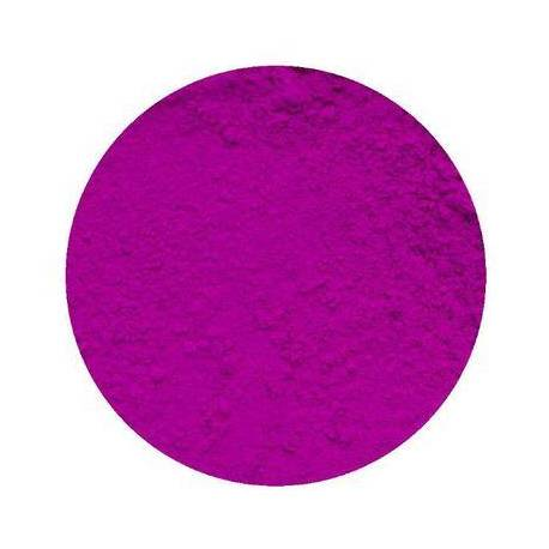 Colorant en poudre fluorescent violet Rolkem 5,7g