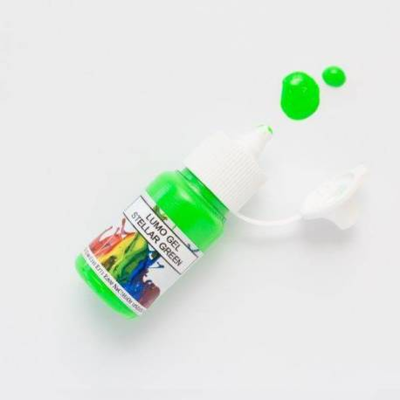 Rolkem Green Fluorescent Gel Dye 15 ml