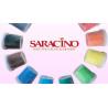 Pâte de modelage rouge Saracino