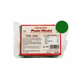 Pasta de modelar Saracino Light Green