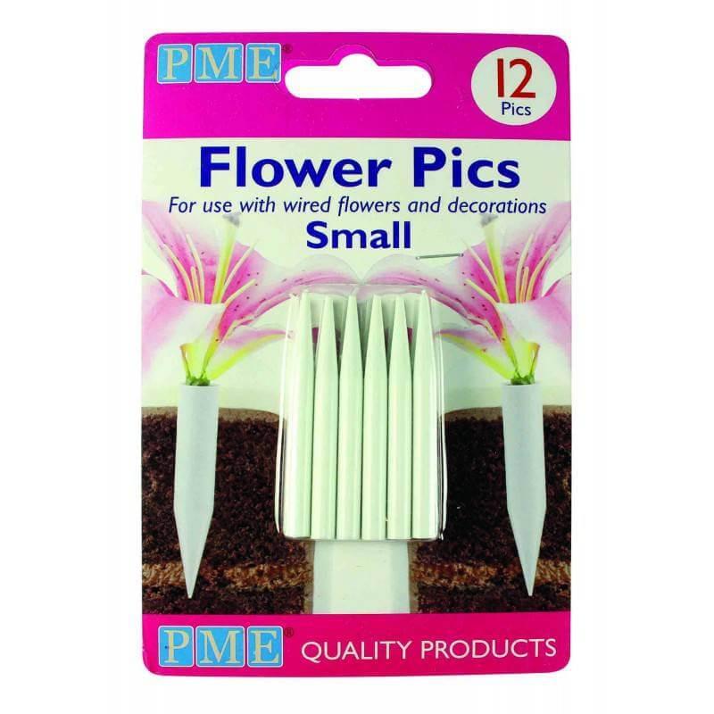 12 Pics pour les fleurs PETITES