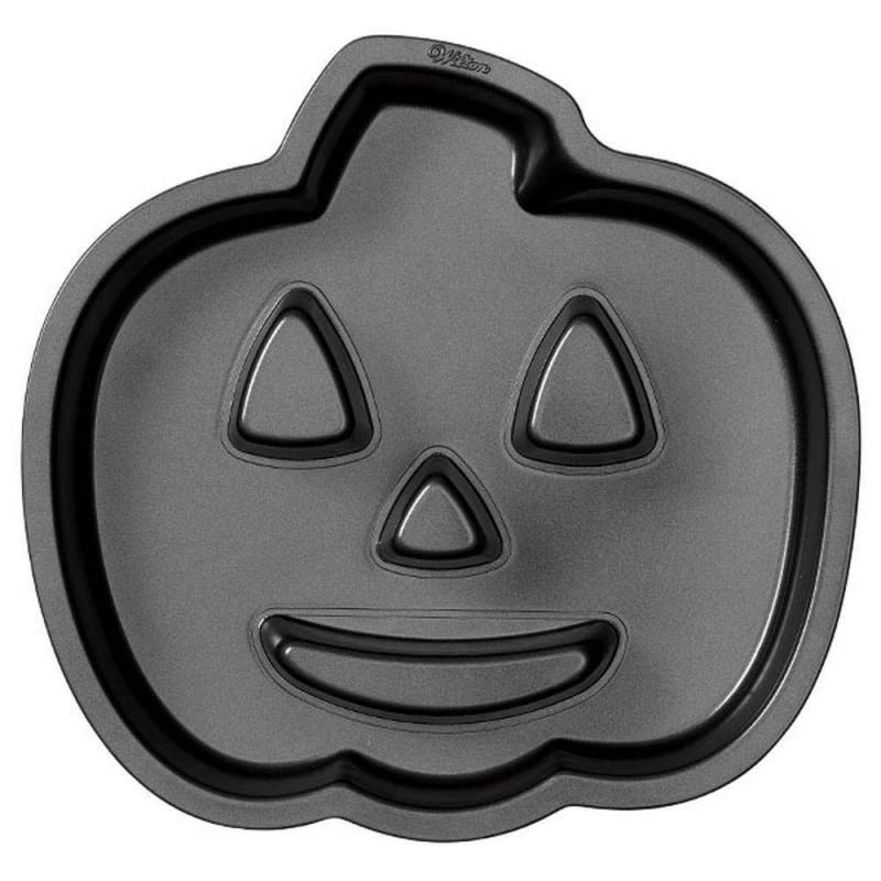 Moule à gâteau Citrouille Halloween en métal