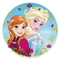 Disque Azyme Anna et Elsa