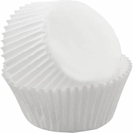 75 white paper boxes with Wilton cupcake