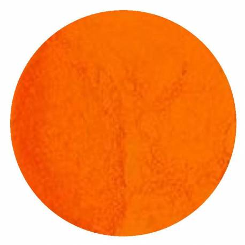 Colorant en poudre fluorescent orange Rolkem 5,7g
