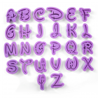 Big Cutter Alphabet Disney